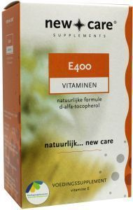 New Care Vitamine E 400 - 60 caps
