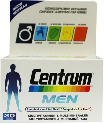 Centrum Men advanced multi - 30 tabl