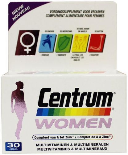Centrum Women advanced multi - 30 tabl