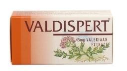 Valdispert 45 mg - 100 dragees