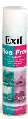 Exil Flea free ongediertespray - 400 ml