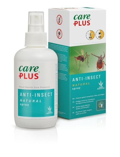 Care Plus Anti insect natural spray - 200 ml