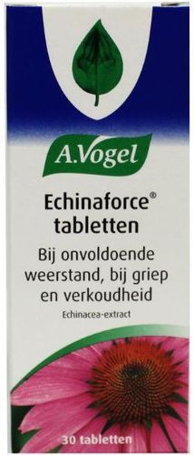 A. Vogel Echinaforce tabletten - 30 tabletten