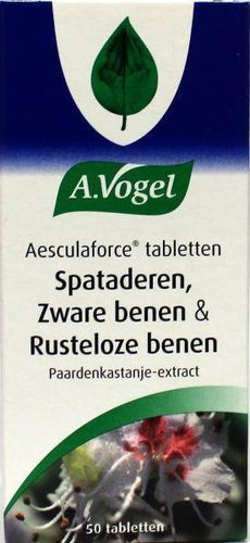 Vogel Aesculaforce - 50 tabletten