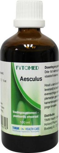 Fytomed Aesculus - 100 ml