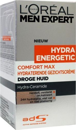 L'oreal Men expert Comfort Max anti droge huid - 50 ml