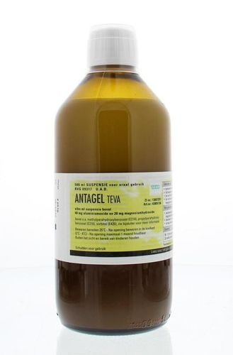 Antagel TEVA - 500 ml suspensie